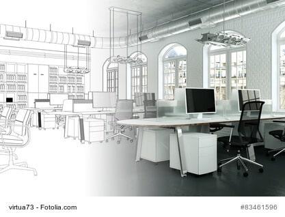 Bürofläche Pro Mitarbeiter Arbeitsstättenverordnung   Buroplanung Richtlinien Und Normen Schwadke